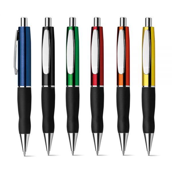 Kemijska olovka sa metalik završnicom S12310