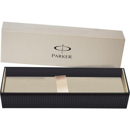 Parker Vector stainless steel ballpen 3742