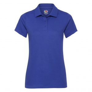 FRUIT OF THE LOOM MAJICA POLO PERFORMANCE LADY FIT ŽENSKA 63040 51