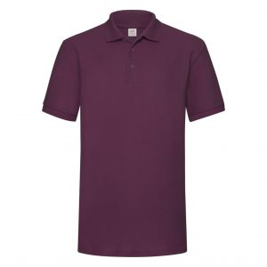 FRUIT OF THE LOOM MAJICA POLO HEAVY 65/35 63204 41