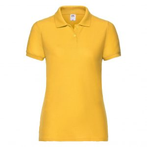 FRUIT OF THE LOOM MAJICA POLO 65/35 LADY FIT ŽENSKA 63212 34