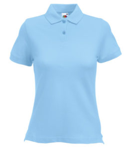 MAJICA POLO LADY FIT ŽENSKA 63560 YT