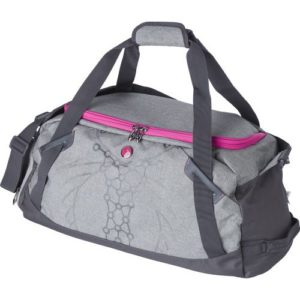 Two-tone PVC (300D) sports/travel bag 7726