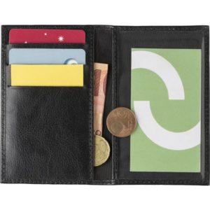 ETUI ZA KREDITNE KARTICE RFID KOŽNI 8050