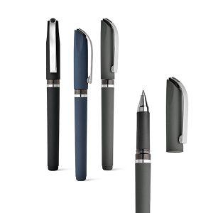 Kemijska olovka od ABS-a sa metalnim klipom S81134