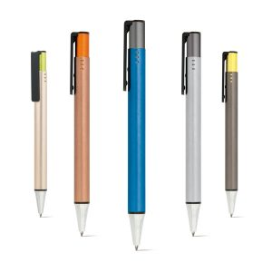 Kemijska olovka od aluminija i ABS-a S81143