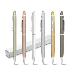 Kemijska olovka od metala sa dodirnim vrhom S81144