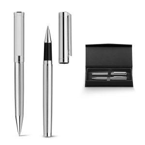 Set metalni roler i kemijska olovka S81171