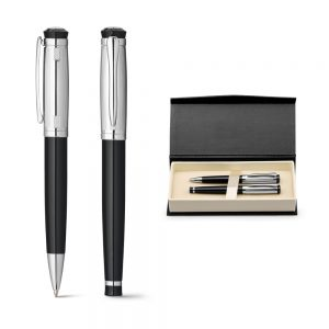 Set metalni roler i kemijska olovka S81193