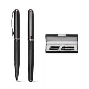 Set metalni roler i kemijska olovka S81194