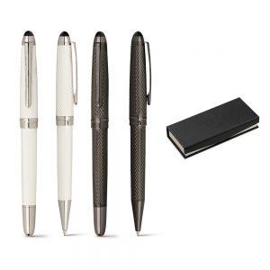 Set metalni roler i kemijska olovka S81209