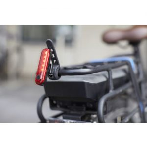 ABS rechargeable bicycle light 8170