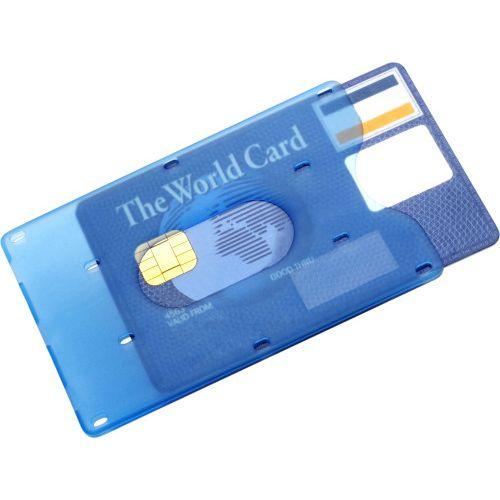 ETUI ZA KRED.KARTICE PVC 8358