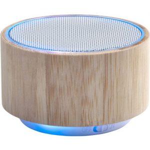 Bamboo wireless speaker 8918
