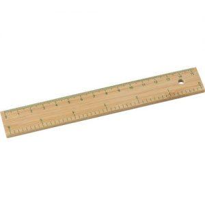Bamboo ruler 8930