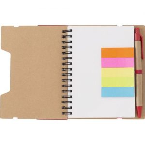 Recycled paper notebook 9182