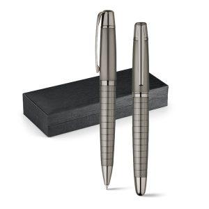 Set metalni roler i kemijska olovka S91836