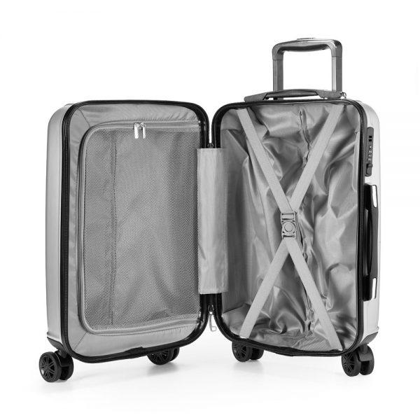 Putna torba na kotače od ABS i PET materijala S92159