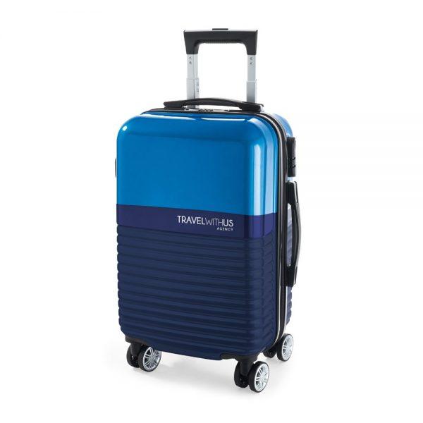 Putna torba na kotače od ABS i PC materijala S92160