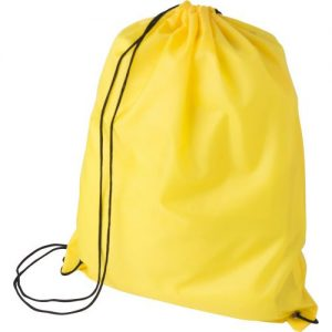 RPET polyester (190T) drawstring backpack 9261