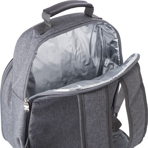 Polycanvas (600D) picnic cooler bag 9269