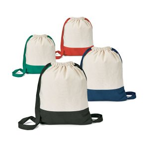 100% pamučna torba sa vezicama S92913