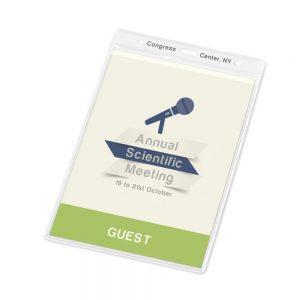 Okomita futrola za identifikacijsku oznaku S93359