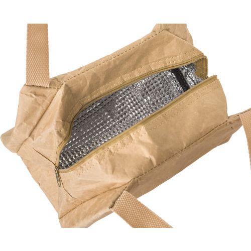 Kraft paper cooler bag 9341