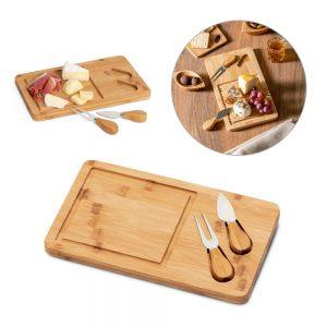 Daska za sir od bambusa S93830