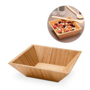 Zdjela za salatu od bambusa S93968