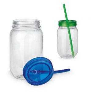 Čaša sa slamkom 550 ml S94070