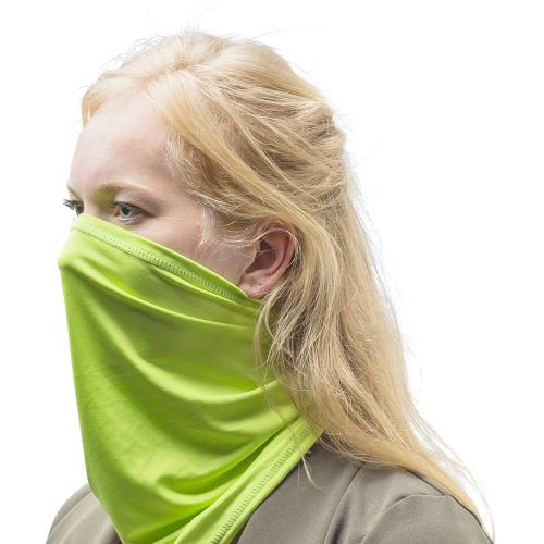 Multifunctional polyester scarf and mask 9413
