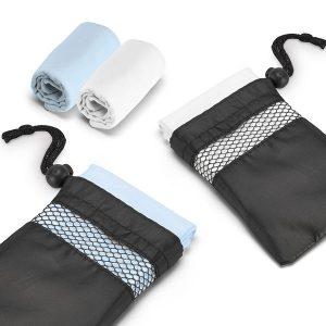 Sportski ručnik od mikrovlakana S99966