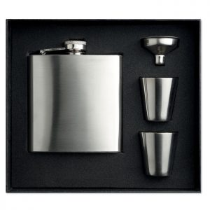 PLJOSKA SET 2/1 175 ml SLIMMY FLASK SET MO8321-16