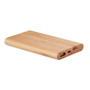 Power bank 4000 mAh Bamboo ARENAPOWER MO9663-40