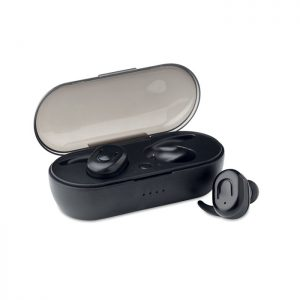 TWS earbuds with charging box TWINS MO9754-03
