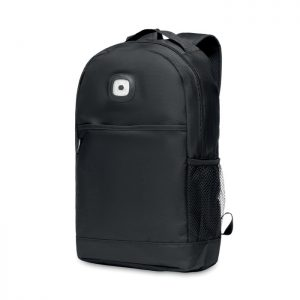 Backpack in RPET & COB light URBANBACK MO9969-03