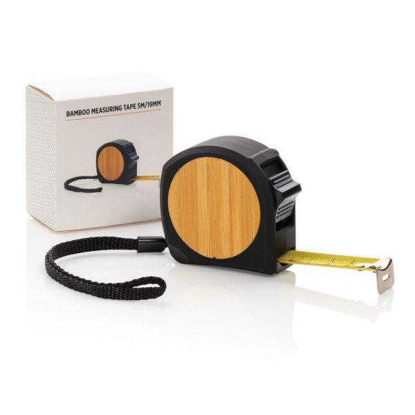 Bamboo measuring tape 5M/19mm P113.281
