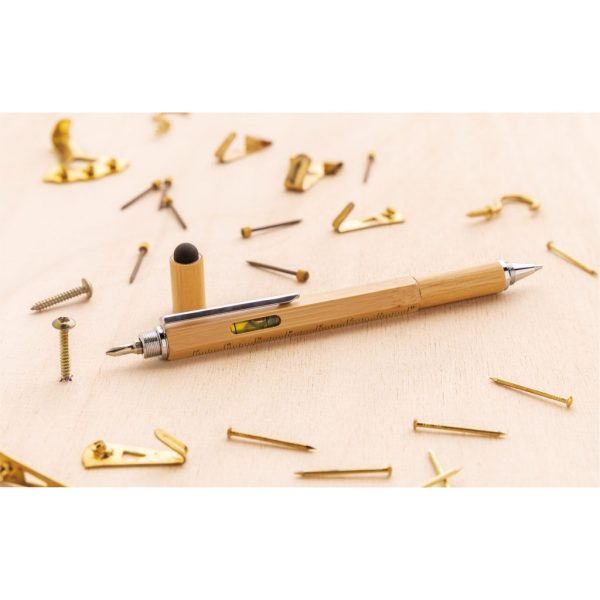 Bamboo 5 in 1 toolpen P221.549