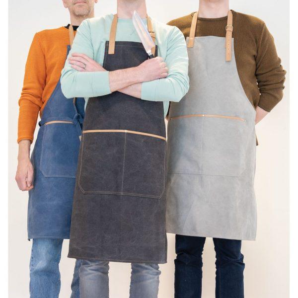 Deluxe canvas chef apron P262.821