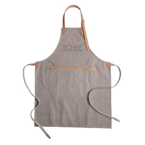 Deluxe canvas chef apron P262.822