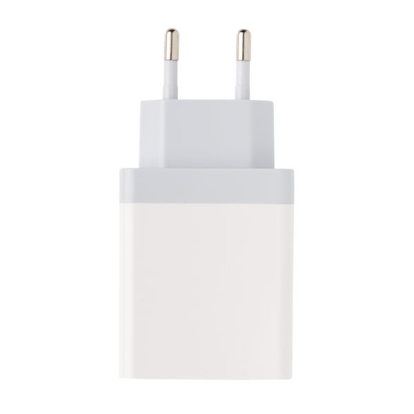30W Fast wall charger dual output with PD P301.063