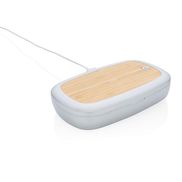 Rena UV-C steriliser box with 5W wireless charger P301.132