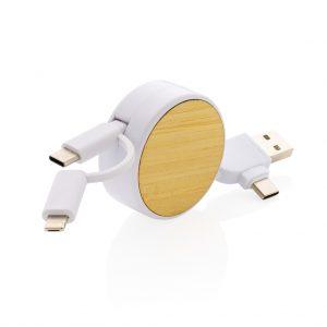 Ontario 6-in-1 retractable cable P302.383