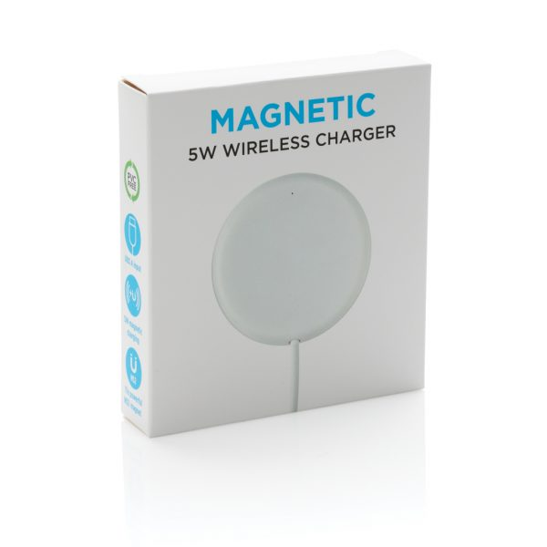 5W magnetic wireless charger P302.623