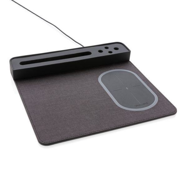 Air mousepad with 5W wireless charging and USB P308.251