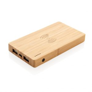 Bamboo 4.000 mAh wireless 5W Powerbank P322.029