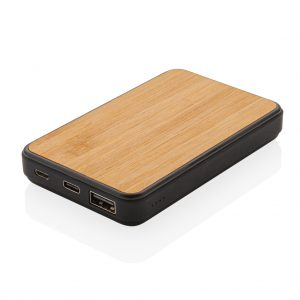 Bamboo 5.000 mAh Fashion Pocket Powerbank P322.129