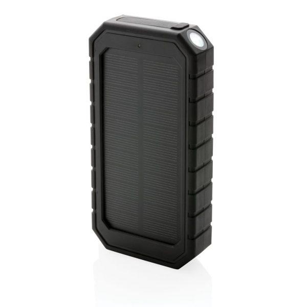 10.000 mAh Solar Powerbank with 10W Wireless Charging P322.181