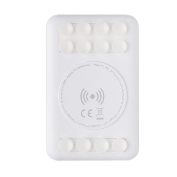 5.000 mAh wireless charging pocket powerbank P322.203